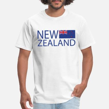 Zealand New Zealand Design - Men's T-Shirt