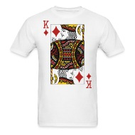 Shop Playing Card T-Shirts online