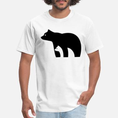 Polar Bears - Men's T-Shirt