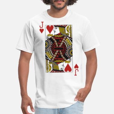 Jack Jack of Hearts - Men's T-Shirt