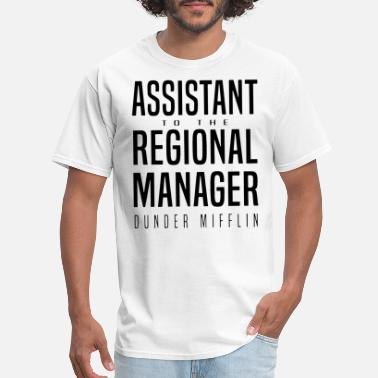 Regional assistant to the regional manager girlfriend - Men's T-Shirt