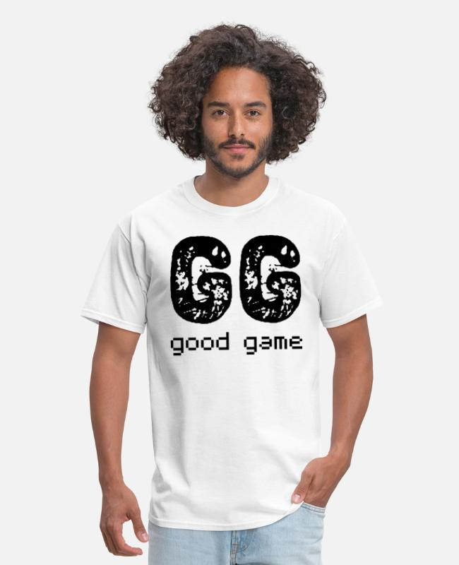 Play T-Shirts - GAMING - Men's T-Shirt white
