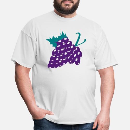 26600dddd14e39 ... Jordan 5 Grapes - Men s T-Shirt white. Do you want to edit the design