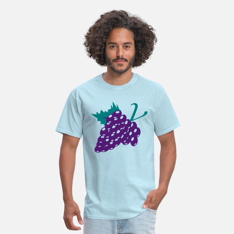 a4990cae89552b Jordan 5 Grapes Men s T-Shirt