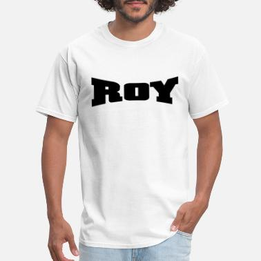 Roy Roy - Men's T-Shirt