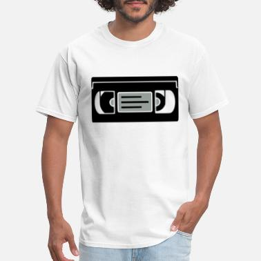 Vhs Tapes VHS - Men's T-Shirt
