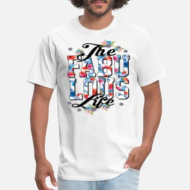 5xl THE FABU LOUS T-SIRT - Men's T-Shirt