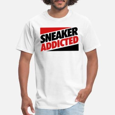 Sneaker sneaker addicted 3 - Men's T-Shirt