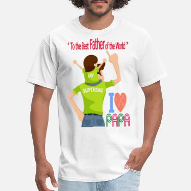 Father And Son Father and son - Men's T-Shirt