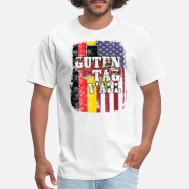 ab95a494 Texas Beer Guten Tag Yall- Texas German Shirt - Men's T