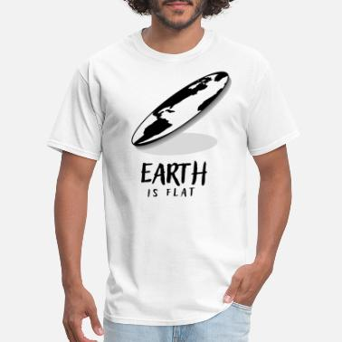 Copernicus Flatearth - Earth is flat! - Men's T-Shirt