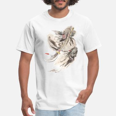 Famous Painting General Guan - Men's T-Shirt