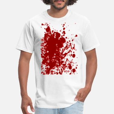 Blood Stained blood - Men's T-Shirt