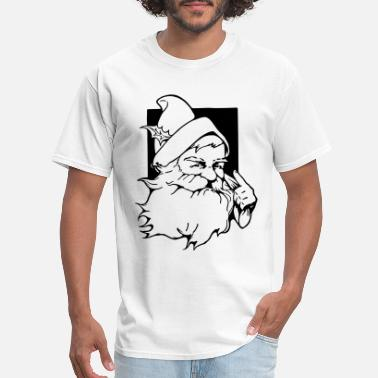 4e99891a Christmas Santa - Men's T-Shirt. Men's ...