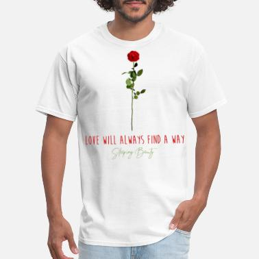 Find Way Love will always find a way - Men's T-Shirt