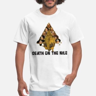 Hercules death on the nile - Men's T-Shirt