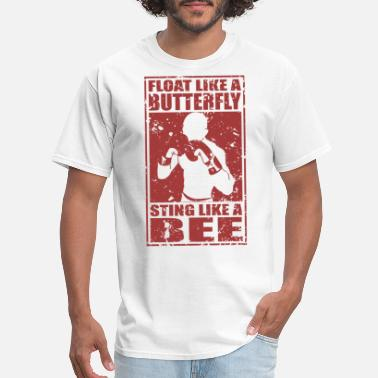 Sting Bee Sting like a Bee - Men's T-Shirt