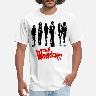 Retro THE WARRIORS 70s cult tv movie retro cool 70s - Men's T-Shirt