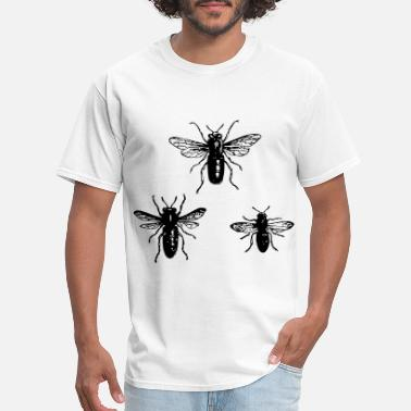 Bee Honey Bees - Men's T-Shirt