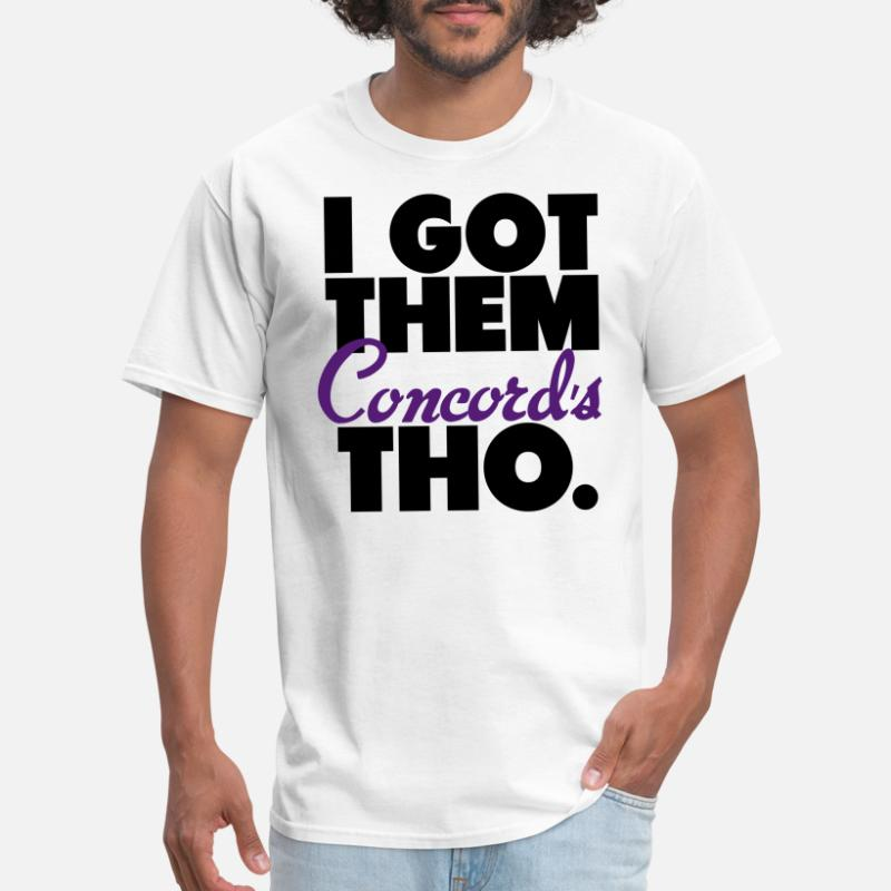 50a887fa60f3b5 Shop Concord 11 T-Shirts online
