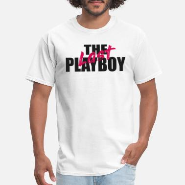Playboy The last playboy Bachelor Party - Men's T-Shirt