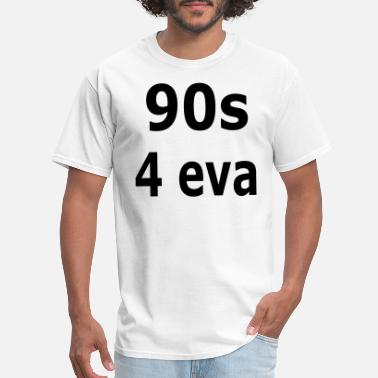 Nostalgia 90s 1990 Nineties Nostalgia - Men's T-Shirt