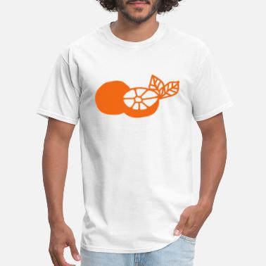 Fruity Orange fruity - Men's T-Shirt