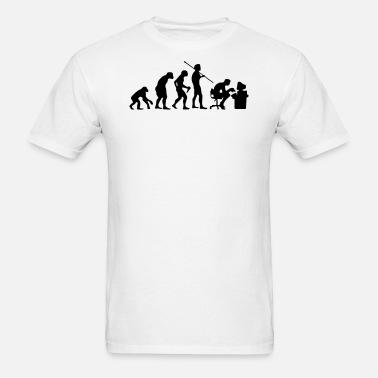 e67f52a7 Evolution Computer User Funny Men's Premium T-Shirt | Spreadshirt