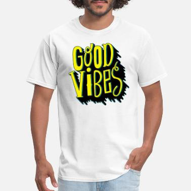 Good Vibes GOOD VIBES - Men's T-Shirt
