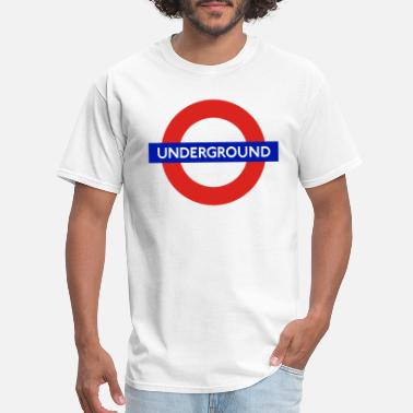 London Underground London Underground - Men's T-Shirt