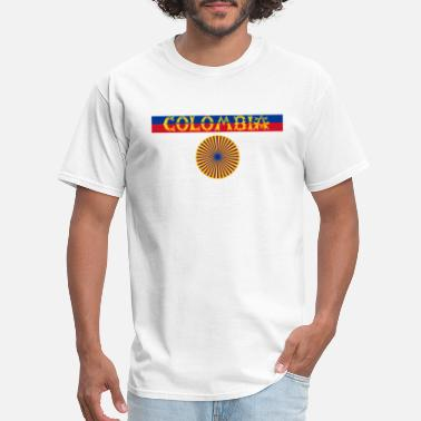 Latino Colombia Colombia - Men's T-Shirt