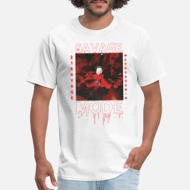 Issa SAVAGE MODE EP - Men's T-Shirt