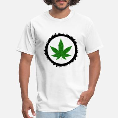 Weed Love Weed Love - Men's T-Shirt