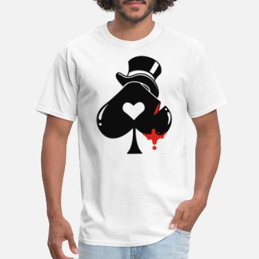 Ace Of Spades Poker hat ace of spades - Men's T-Shirt