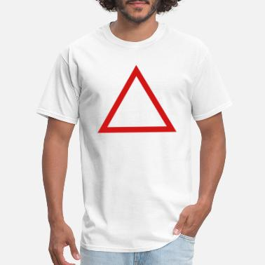 Danger Sign Danger sign - Men's T-Shirt
