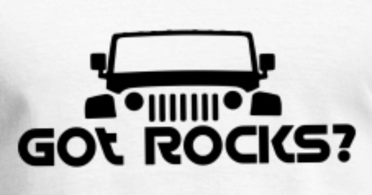 f6ded6495 GOT ROCKS? JEEP JK Men's T-Shirt | Spreadshirt