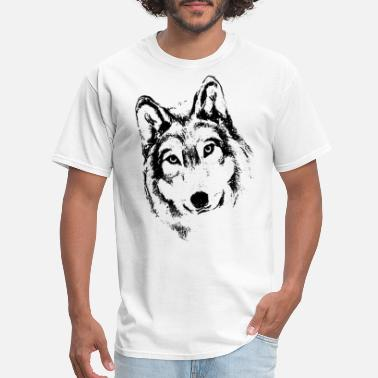 Teen Wolf Wolf Women Graphic Baseball Instagram Hipster Teen - Men's T-Shirt