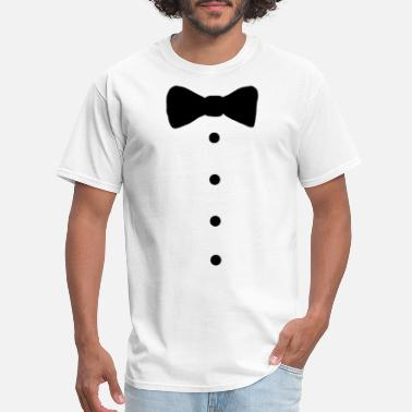 Formal Tuxedo Tuxedo Bowtie Apparel Formal Toddler - Men's T-Shirt