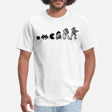 9cd3b64e9a70a Shop Video Game T-Shirts online | Spreadshirt