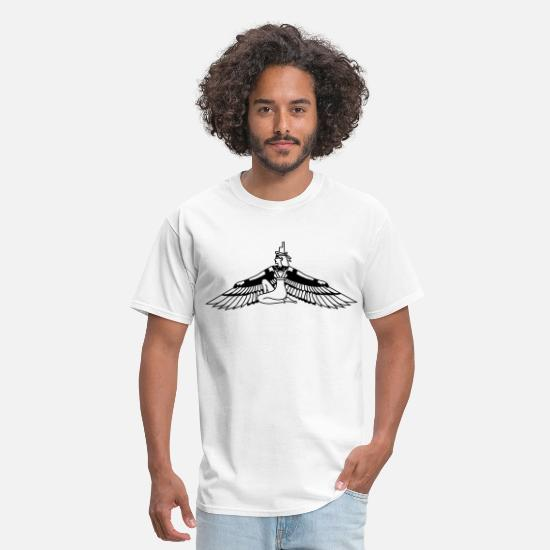 Goddess T-Shirts - isis - Men's T-Shirt white