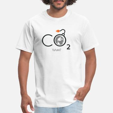 Global global warming - Men's T-Shirt