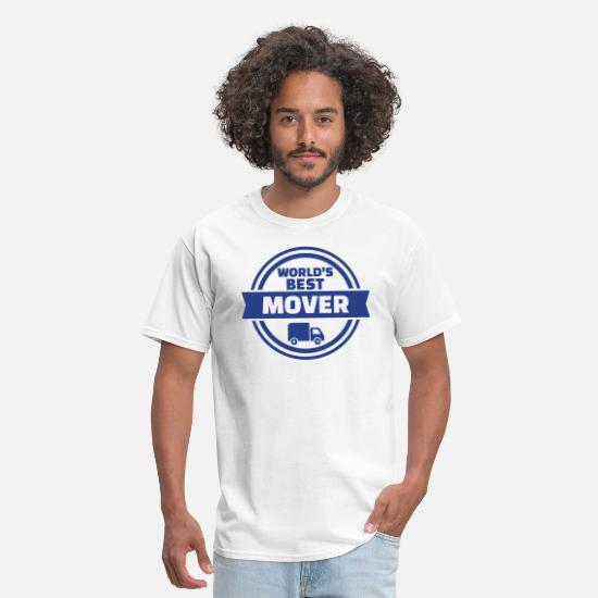 Best T-Shirts - Mover - Men's T-Shirt white