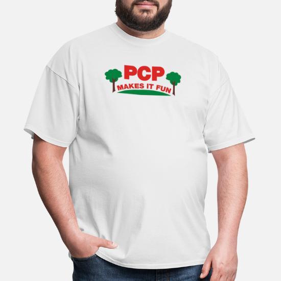 e6ef38204 Parks PCP Makes It Fun - Men's T-Shirt. Back. Back. Design. Front. Front