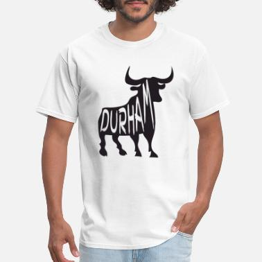 Durham Bulls Durham Bull | Durham North Carolina | Bull Shirt - Men's T-Shirt