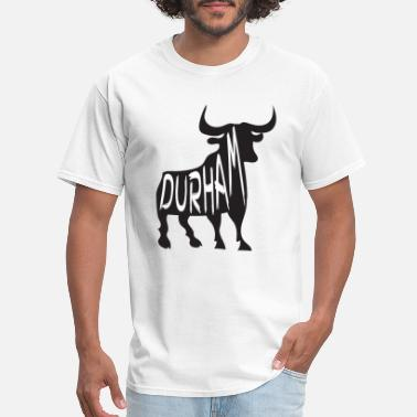 Durham Nc Durham Bull | Durham North Carolina | Bull Shirt - Men's T-Shirt