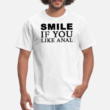 Anal Humor anal - Men's T-Shirt