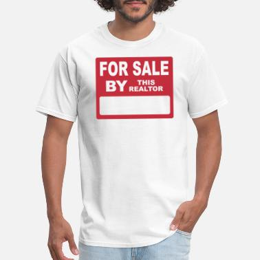 Real Estate FOR SALE BY OWNER - Men's T-Shirt