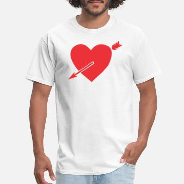 Falling Love fall in love - Men's T-Shirt