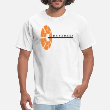 Targets On Target - Men's T-Shirt