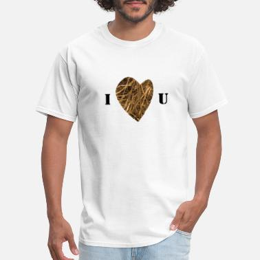 Warm Heart Warm Heart - Men's T-Shirt